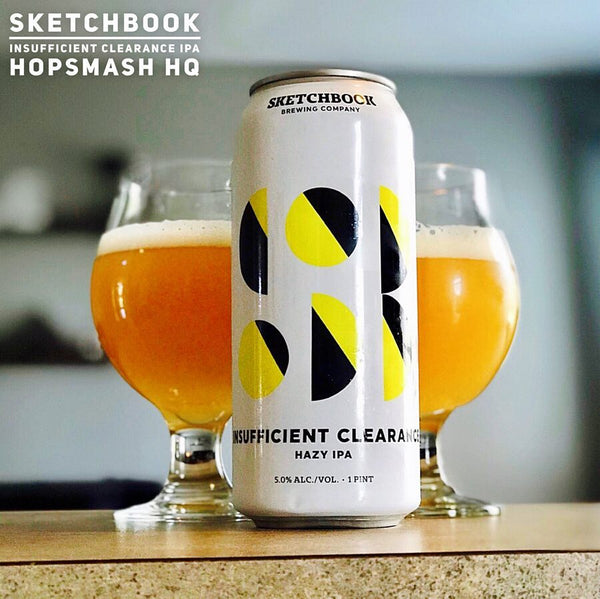 Sketchbook - Insufficient Clearance IPA