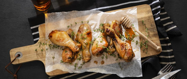 Maple Chicken Drumsticks