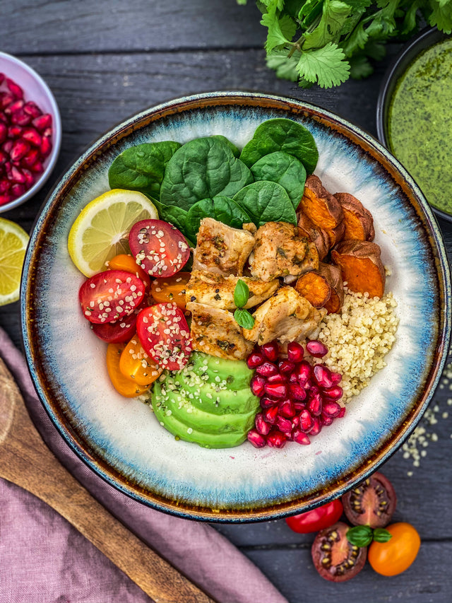 Chicken Nourish Bowl