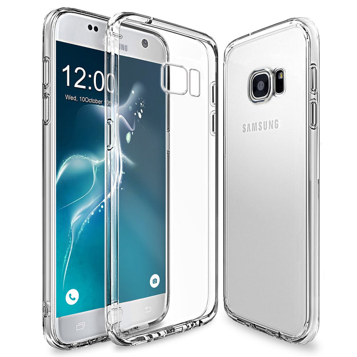clear galaxy s7 case