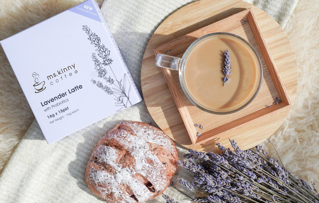Ms Kinny Lavender Latte - Try This New Lavender Skinny Coffee!