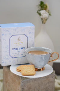 Mskinny Earl Grey Latte - A Comforting & Delicious cup of skinny coffee