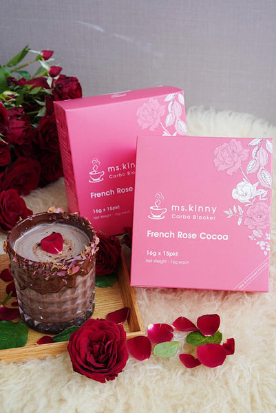 Ms Kinny 2 + 2 Rose Latte & Rose Cocoa Bundle
