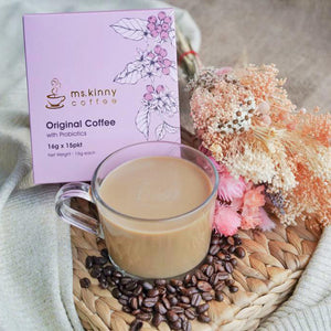 Ms Kinny Slimming Coffee With Probiotics (Pre-Order)