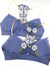 Periwinkle Lattice Bralette