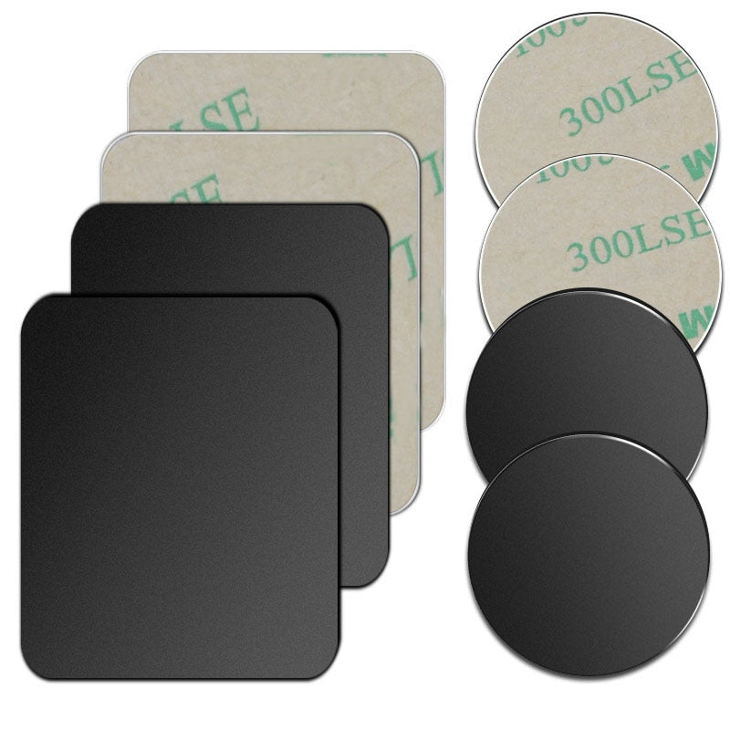 Metal Plate/Disks For Magnetic Mobile Phone Mounts
