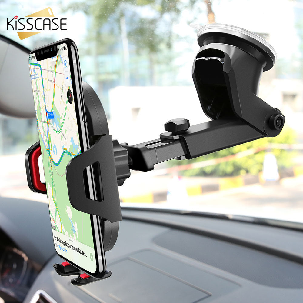 Universal Car Windshield/Vent Phone Mount