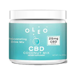 CBD Coconut Drink Mix (7oz), Green Market CBD