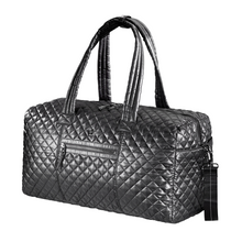 Load image into Gallery viewer, The Oliver Thomas | 24+7 Weekender Duffle - Black