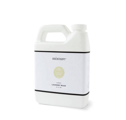 Mixture Luxury Laundry Wash | No. 50 Egyptian Cotton - 32 oz (Medium)