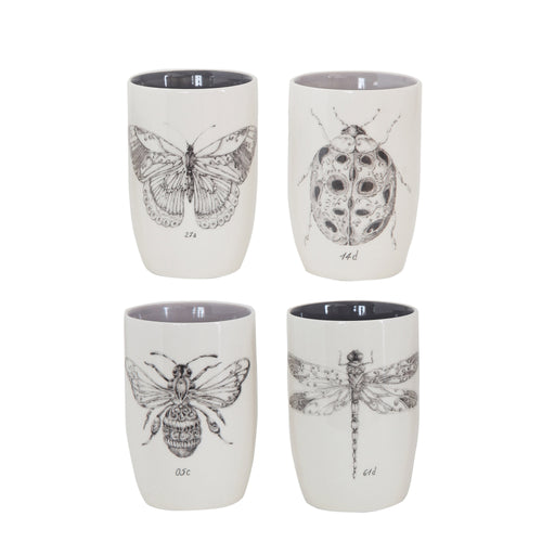 Secret Garden Insect Cup