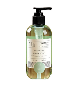 Mixture Luxury Moisturizing Hand Soap | No. 67 Rosemary Mint