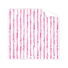 Load image into Gallery viewer, Dixie Design | Bamboo Pink Wrapping Paper Roll