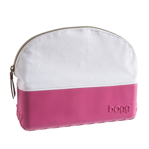 Beauty and the Bogg Cosmetic Bag | Haute Pink