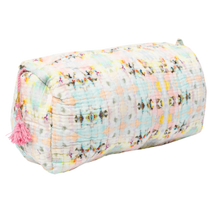Laura Park Designs | Brooks Avenue Quilted Cosmetic Bag