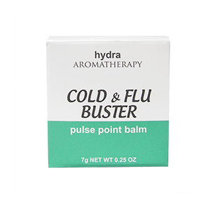 hydraAROMATHERAPY | Pulse Point Balm - Cold & Flu Buster