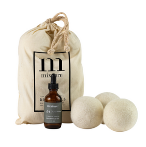 Mixture Luxury Laundry Wash | Wool Dryer Balls (Set of 6)