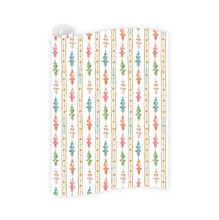 Load image into Gallery viewer, Dixie Design / Dogwood Hill | Finial Ornaments Wrapping Paper Roll