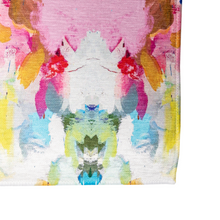 Load image into Gallery viewer, Laura Park Designs | Flower Child Floor Mat