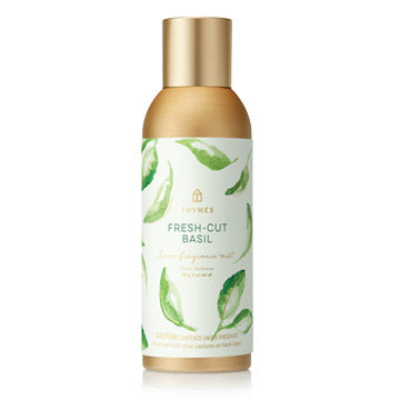 Thymes | Fresh-Cut Basil Home Fragrance Mist