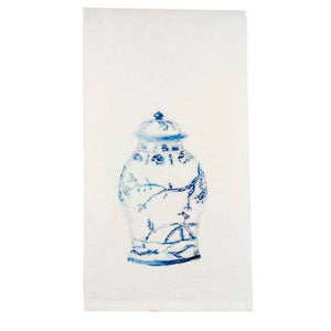 Ginger Jar Tea Towel