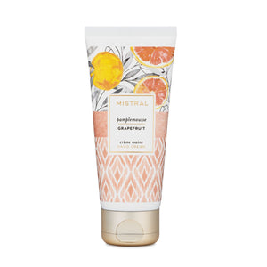 Mistral | Papiers Fantaisie Grapefruit Hand Cream