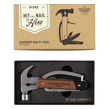 Load image into Gallery viewer, Gentleman's Hardware | Hammer Multi-Tool