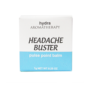 hydraAROMATHERAPY | Pulse Point Balm - Headache Buster