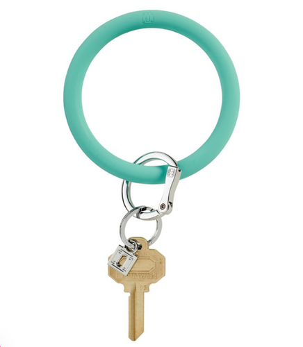Oventure | Big O Silicone Key Ring - In the Pool