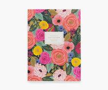 Load image into Gallery viewer, Rifle Paper Co. | Juliet Rose Memoir Notebook