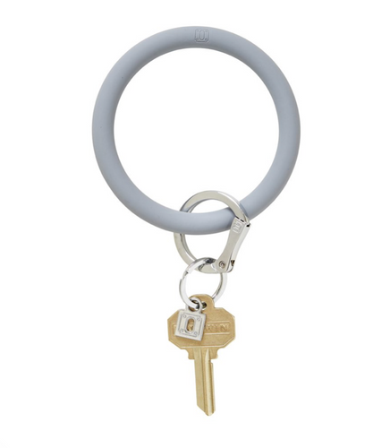 Oventure | Big O Silicone Key Ring - London Fogg