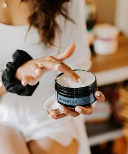 Spongelle Body Soufflé | Moon Flower