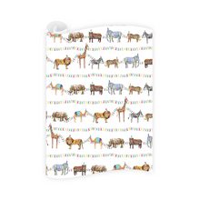Load image into Gallery viewer, Dixie Design | Party Animal Wrapping Paper Roll