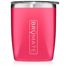 Load image into Gallery viewer, BrüMate | Rocks Tumbler - Neon Pink