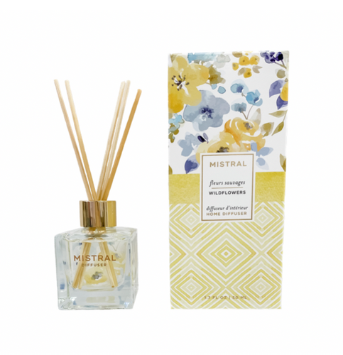 Mistral | Papiers Fantaisie Wildflowers Diffuser