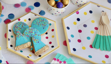 Load image into Gallery viewer, Confetti Paper Plate
