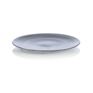 Small Polished Alabaster Plate | Stone
