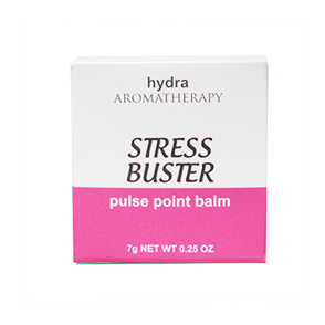 hydraAROMATHERAPY | Pulse Point Balm - Stress Buster