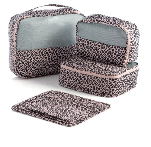 6-Piece Travel Organizer Set
