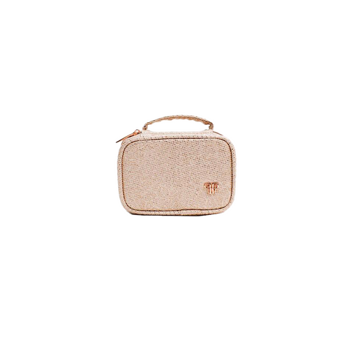 PurseN | Tiara Mini Jewelry Case - Lotus
