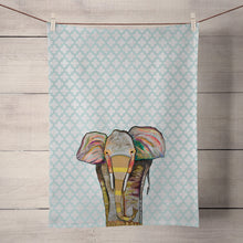 Load image into Gallery viewer, GreenBox Art | Trendy Trunk Tea Towel