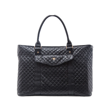 Load image into Gallery viewer, PurseN | VIP Travel Tote - Timeless Quilted