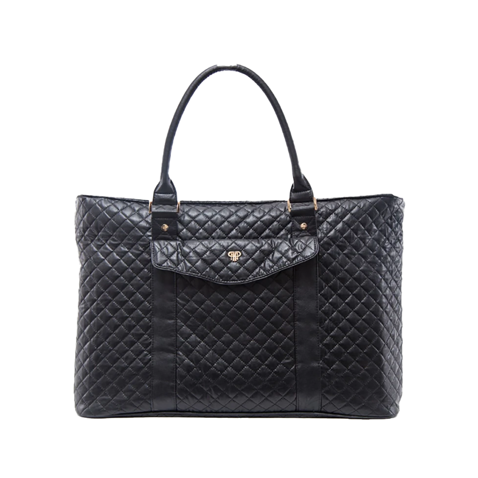 PurseN | VIP Travel Tote - Timeless Quilted