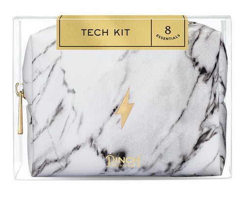 Pinch Provisions | Tech Kit - White Marble