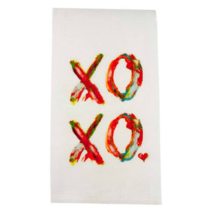 XOXO Tea Towel