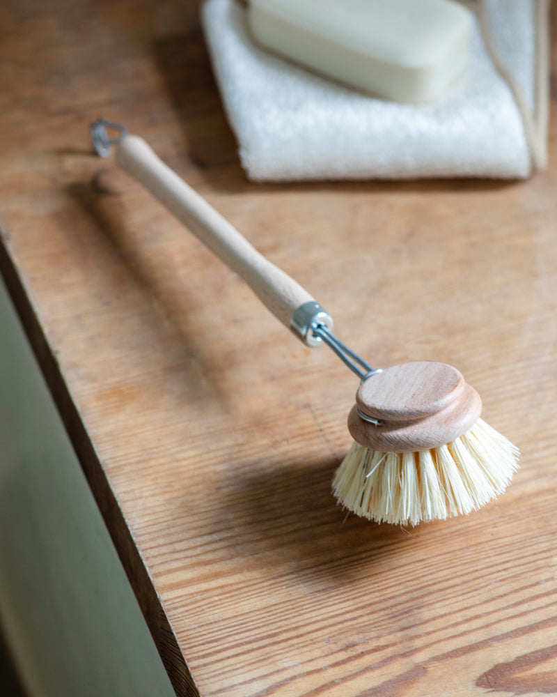 Wash Up Brush – Beech