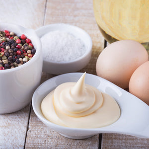 Mayonnaise with Pumpkin Seed Oil