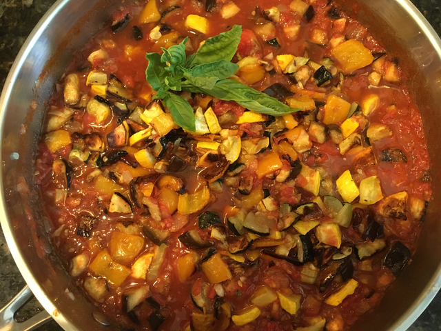 Ratatouille (French Vegetable Stew)