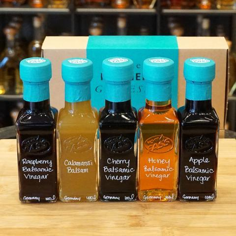 Vom Fass | Premium Fruit Vinegar Set - Wiregrass, FL