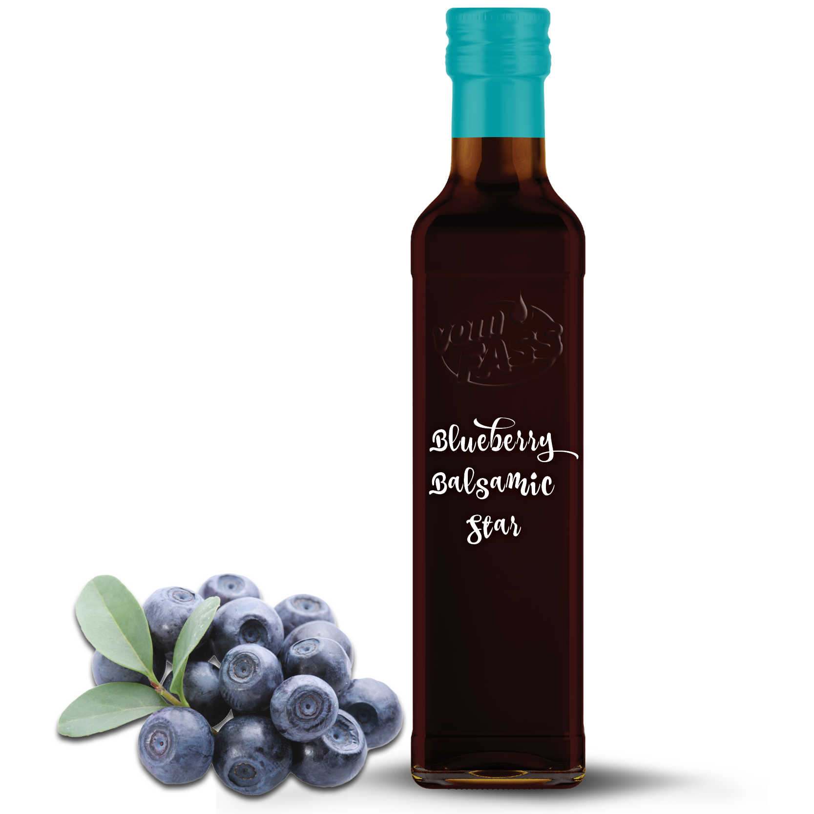 Wild Blueberry Balsamic Star